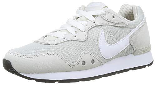 Nike Womens Venture Runner Sneaker, Light Bone/White-Light Bone,40.5 EU
