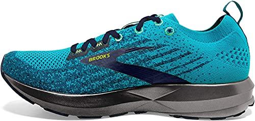 Brooks Mens Levitate 3 Running Shoe, Blue/Navy/Nightlife, 43 EU