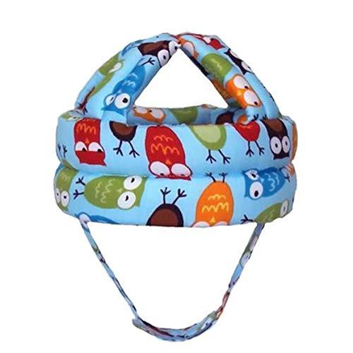 Kinder Magie Aufkleber Baby-Kleinkind-Kopf Schutzkappe Sicherheit Lernen Cap Helm Kinder Anti-Crash-Cap to Walk