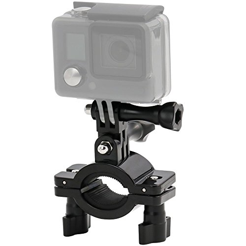 EXSHOW Dauerhaft Lenkerhalterung für GoPro Hero Action und Kamera