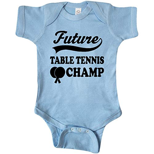 inktastic Table Tennis Future Champ Infant Creeper Newborn Baby Blue 38fa7