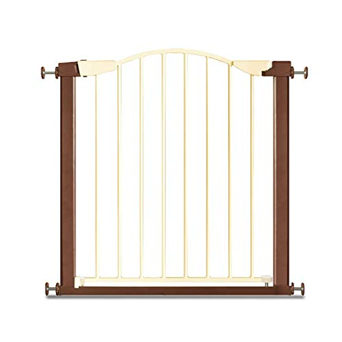 ZTMN Secure Stair Gate Baby Safety Playpen Hearth Gate Fire Gate, Room Divider Fireplace Pet Fence (Size : 65-74cm)