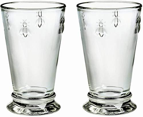 La Rochere Bee Glass Lot de 2 verres hauts 310 ml