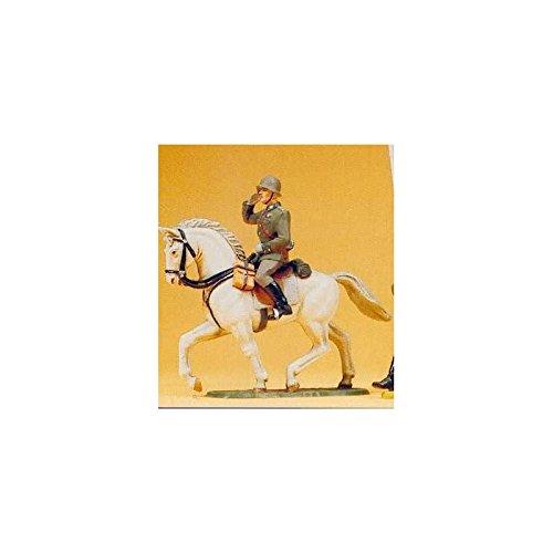 Preiser 1/25 Ème - PR56050 - Modélisme Ferroviaire - Officier à Cheval