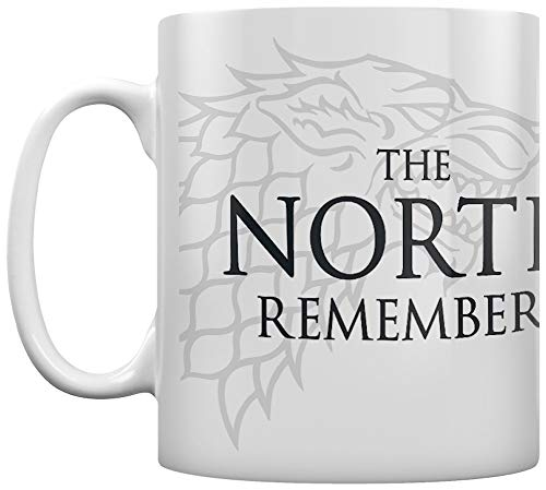 GAME OF THRONES (THE NORTH REMEMBERS) MUG