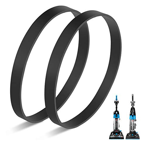 JEDELEOS Replacement Belts for Bissell Aeroswift, PowerSwift & Powertrak Compact Vacuum, Compared to Parts 1600319, YMH28950 (Pack of 2)