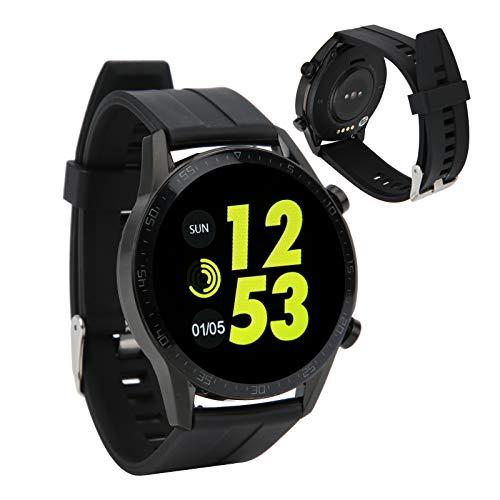 WYLZLIY-Home Reloj inteligente, Rastreadores de fitness de gama alta, Rastreadores de actividad con monitor de frecuencia cardíaca, Cuerpo colorido de alta definición a prueba de agua