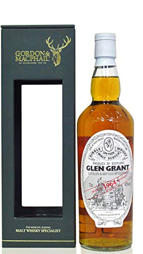 Glen Grant - Speyside Single Malt Scotch - 1964 42 year old Whisky