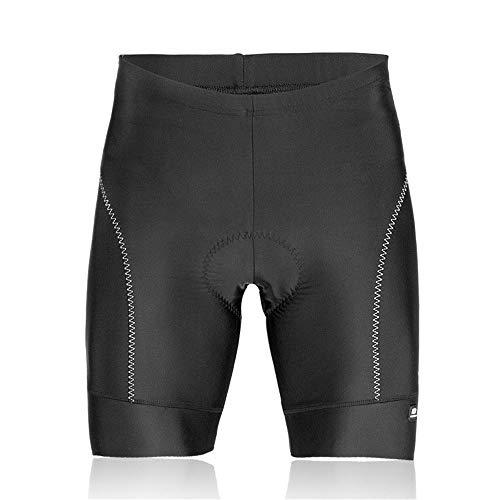 Pantalones cortos de ciclismo Los hombres de secado rápido Pantalones cortos de ciclista / Bicicleta Ciclismo pantalones cortos y ropa interior de alta elasticidad Riding Bottoms Ropa interior Ligera