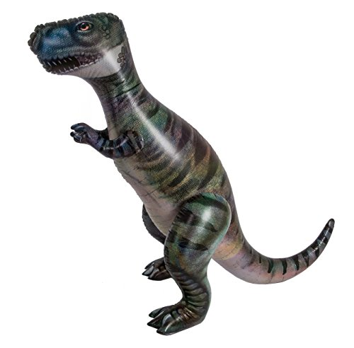 OOTB- Dinosaurio Hinchable,, Aprox. 175 cm (out of The Blue KG 91/4173)