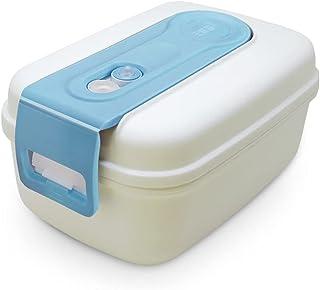 FEIGAO Lunch Box,Grande Capacité 1000ml Bento Box,PP De Qualité Alimentaire Boite Bento,Rangement Et Organisation De Cuisi...