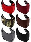 6 Pièces Masques d'Extérieur d'Hiver Masques de Visage Bouche Anti-Vent Masque...