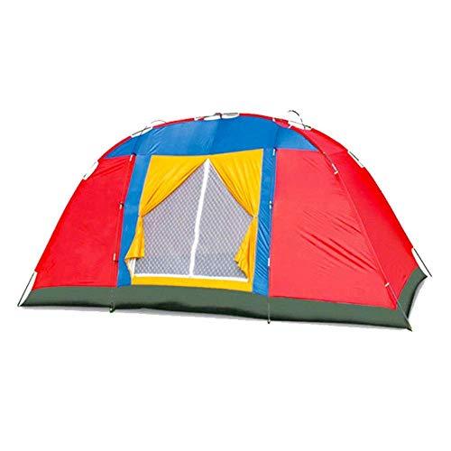 WOHAO La Tienda del Invernadero Carpa Camping al Aire Libre