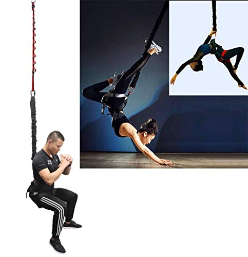 DASKING Bungee Cord Training Widerstand Bands Home Gym Yoga
