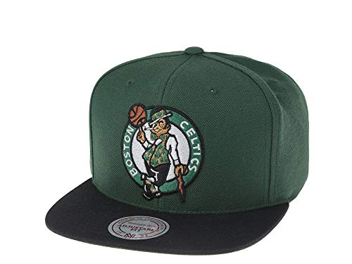 Mitchell And Ness Cappello Boston Celtics - Regolabile - Verde