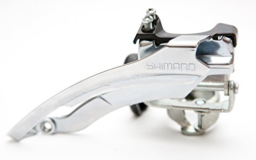 FireCloud Cycles SHIMANO 286mm Top Pull FRONT GEAR MECHDERAILLEUR TY22 Triple Chainsets