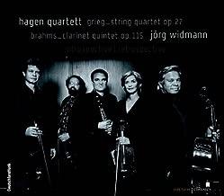 Introspective-Retrospective / Grieg: String Quartet / Brahms: Clarinet Quintet