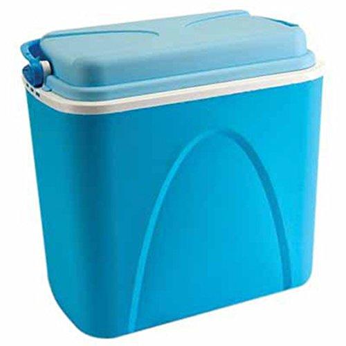 24L grande con aislamiento nevera portátil–Ideal para mantener alimentos y bebida caliente o fría