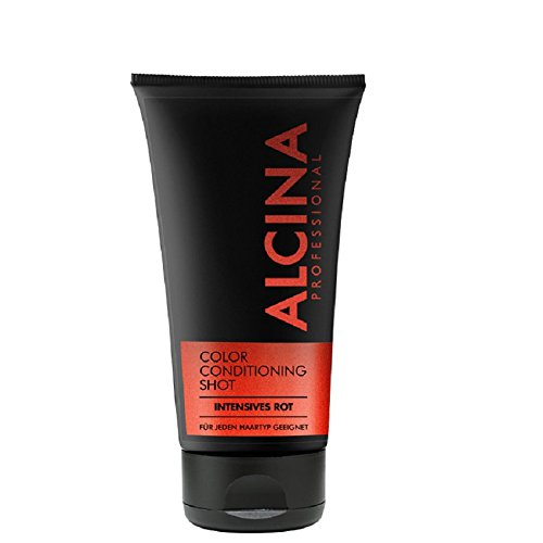 Alcina Color Conditioning Shots 150ml, rot