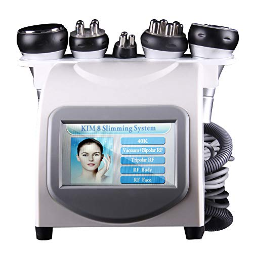 RF Kavitation 5 IN 1 Fettverbrennung Körper Slim Maschine 40 Karat Anti-Aging Falten Entfernung Hautstraffung Lifting Beauty Gerät Salon Spa Ausrüstung