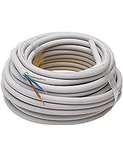 Kopp NYM-J, mantelkabel, 3 x 1,5 mm², grijs