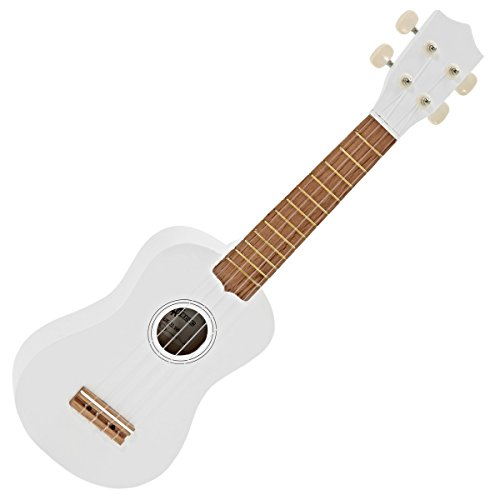 Ukelele de Gear4music - Blanco