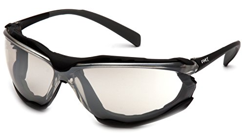 Pyramex Proximity Safety Glasses Eye Protection, Indoor/Outdoor Anti-Fog