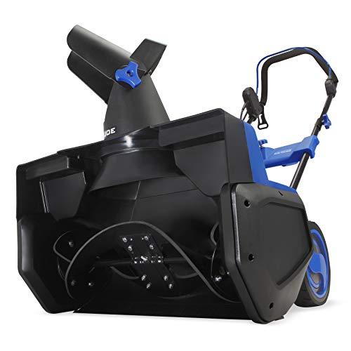 Snow Joe SJ624E Electric Single Stage Snow Thrower | 21-Inch | 14 Amp Motor