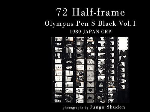 72 Half-frame Olympus Pen S Black Vol.1 1989 JAPAN CRP