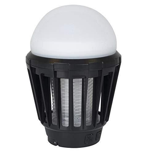 LED Mini UV Licht Insektenlampe Campinglampe Taschenlampe Hängelampe Tischlampe Zelt Vorzelt Beleuchtung Outdoor Camping Leuchte Lampe Insektenfalle Reise Garten Balkon Batteriebetrieben Nachtlicht