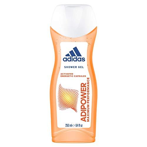 adidas adipower Duschgel für Damen, 1 x 250 ml