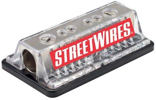 Streetwires DB0480 Diamond Plate Series Power Distribution Block
