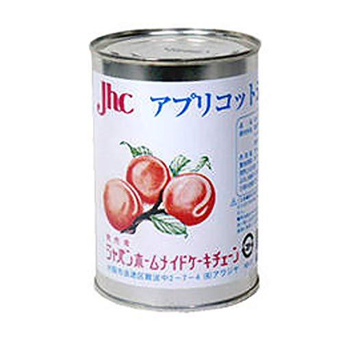 【 製菓用 】 JHC 業務用 アプリコットジャム 4号缶 565g アプリコット ジャム 杏ジャム 杏 あんず