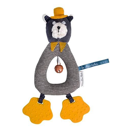 MOULIN ROTY-Anneau-hochet chat alphonse les moustaches