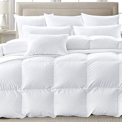 Sweet Dreams Duck Feather & Down Double Bed Duvet/Quilt 13.5 Tog, White, Slight Not Quite Perfect