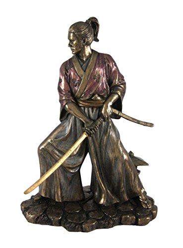 Bushido Samurai-Statue, Krieger-Figur, Martial Arts