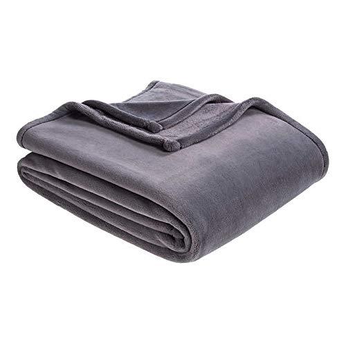 Berkshire Life LuxeLoft Blanket (Grey King)