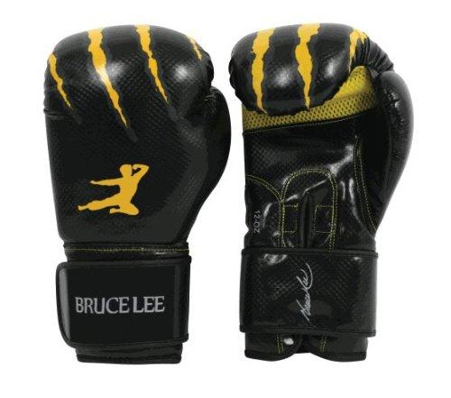 Sportland Bruce Lee Signature Boxhandschuhe, 12 OZ