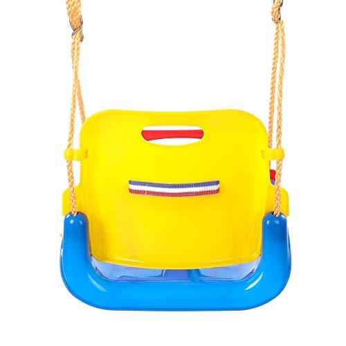 Floridivy Baby Kinderen Kid Swing Indoor speeltuin Backyard Chidren Schommeling van de boom, baby Kinderen Opknoping Swing Seat