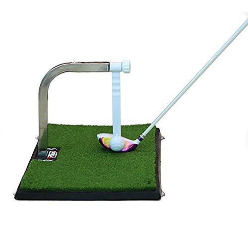 Find Bargain YYLVM Golf Pad, Golf Swing Trainer, Golf Swing Trainer Swing Trainer Indoor Golf 360 °...