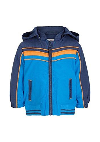 S.Oliver Baby - Jungen Jacke 65.503.51.5539, Gr. 74, Blau (Blue 6290)
