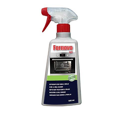 SpareHome® Limpiador Activo en Gel para hornos, parillas y barbacoas