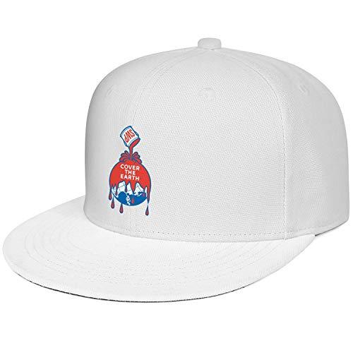 Unisex Sherwin-Williams-Logo- Flat Bill Hat Snapback Hats Adjustable Trucker Hat
