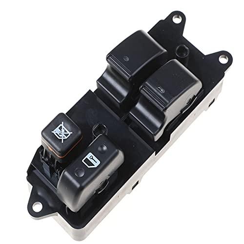 GLLXPZ Interruptor de La Botonera Elevalunas, para Toyota Corolla Verso 2002-2007, Electrónico Panel Interruptor de Botón