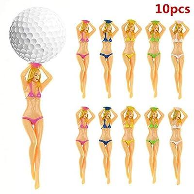 10 Stücke Bikini Golf
