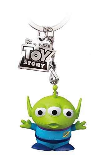 Grupo Erik KGE0008, Llavero egg attack Alien, Toy Story 4...