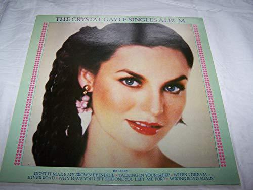The Crystal Gayle Singles Album