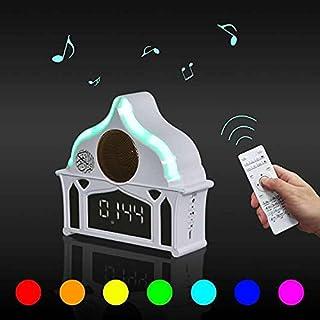 LED Clock Quran Speaker