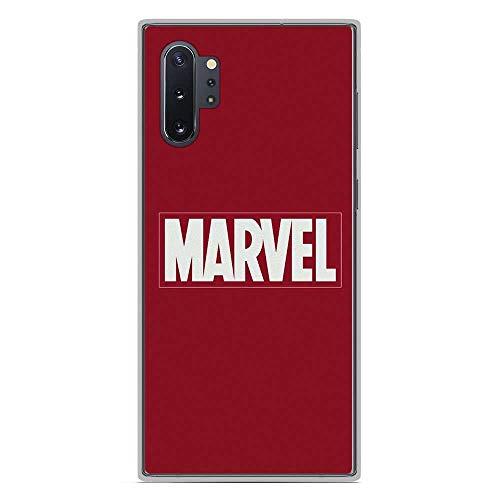 Silikon-Schutzhülle für Samsung Galaxy Note 10 Plus, Motiv: Marvel