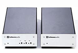 Lehmann Audio Decade  Phono Preamplifier  Stage  Front Switchable 3666dB gain (4 Settings)